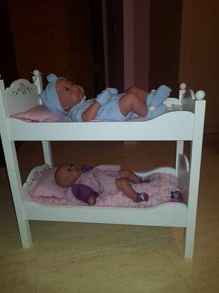 conjunto de muñecos