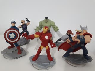 Avengers-Los Vengadores Disney Infinity 2.0 Marvel