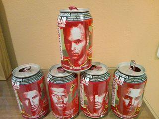 latas, especial selección 2012.