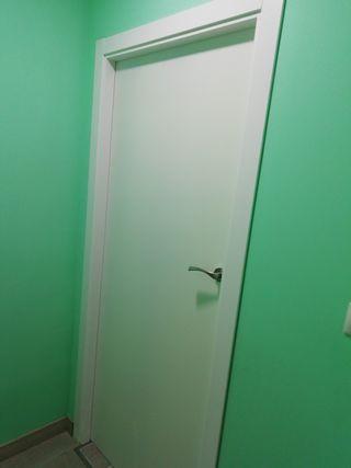 puertas blancas