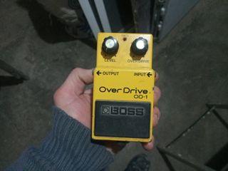 over driver od-1