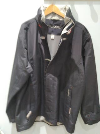 chaqueta nautica impermeable Triboard