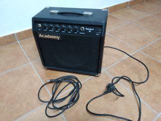 Amplificador para bajo Academy