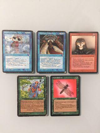 Pack cartas Magic edición Era Glacial
