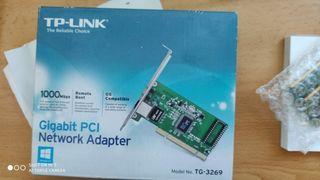 Tarjeta de Red PCI TP-Link TG-3269