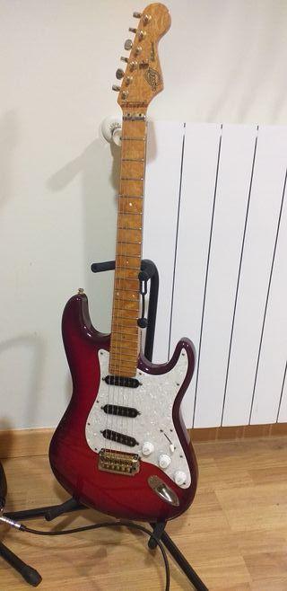 Guitarra LAG Collectors