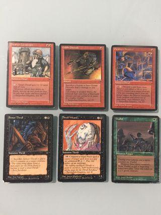Pack cartas Magic edición fallen empires