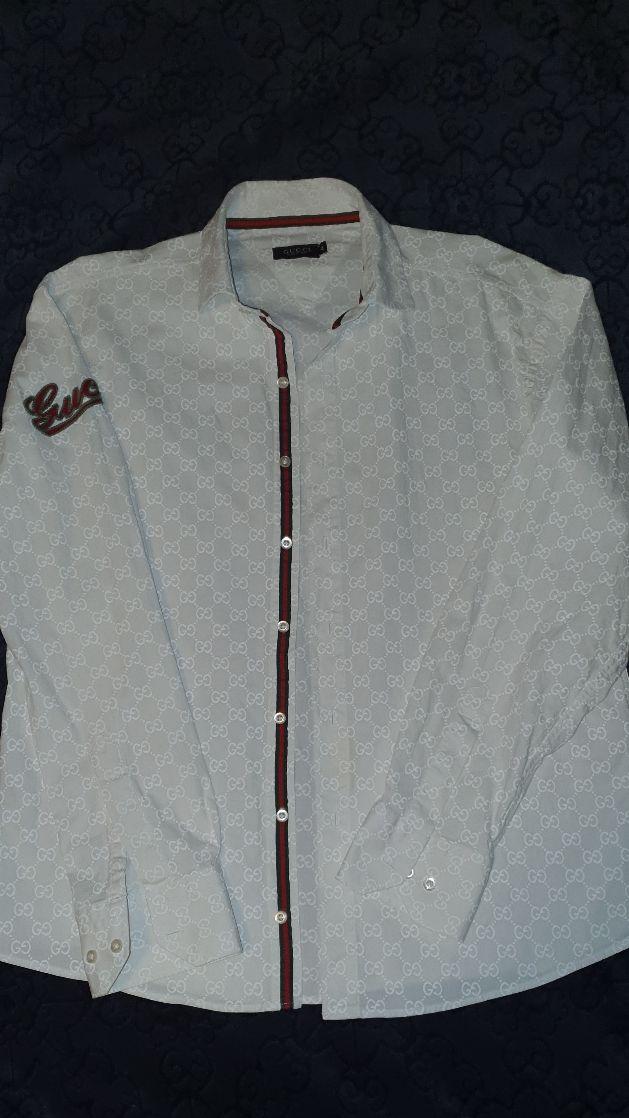 Camisa fashion Gucci