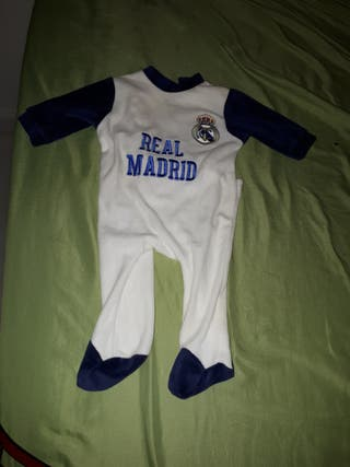 pijama bebe real Madrid original