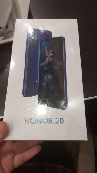 vendo honor 20 de paquete