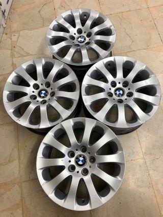 JUEGO 4 LLANTAS BMW 17 PULGADAS