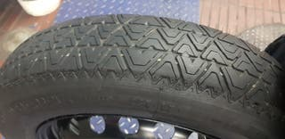 rueda de recambio de Mercedes benz