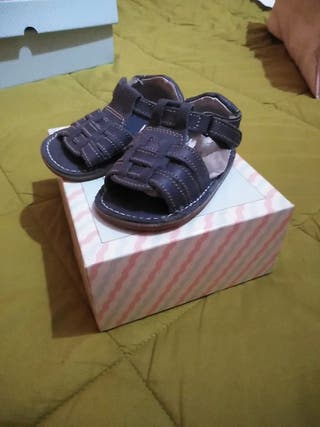 sandalias bebe zara