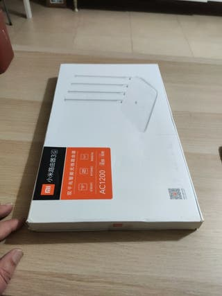 router Xiaomi ac 1200 amplificador de señal
