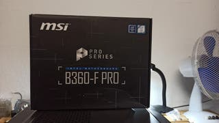 placa base msi b360-f pro bitcoin