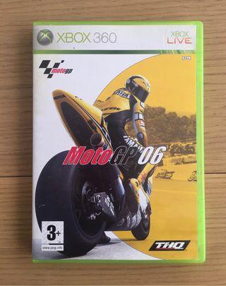 Juego Xbox 360 Moto GP 06