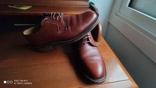 Zapatos George's de piel