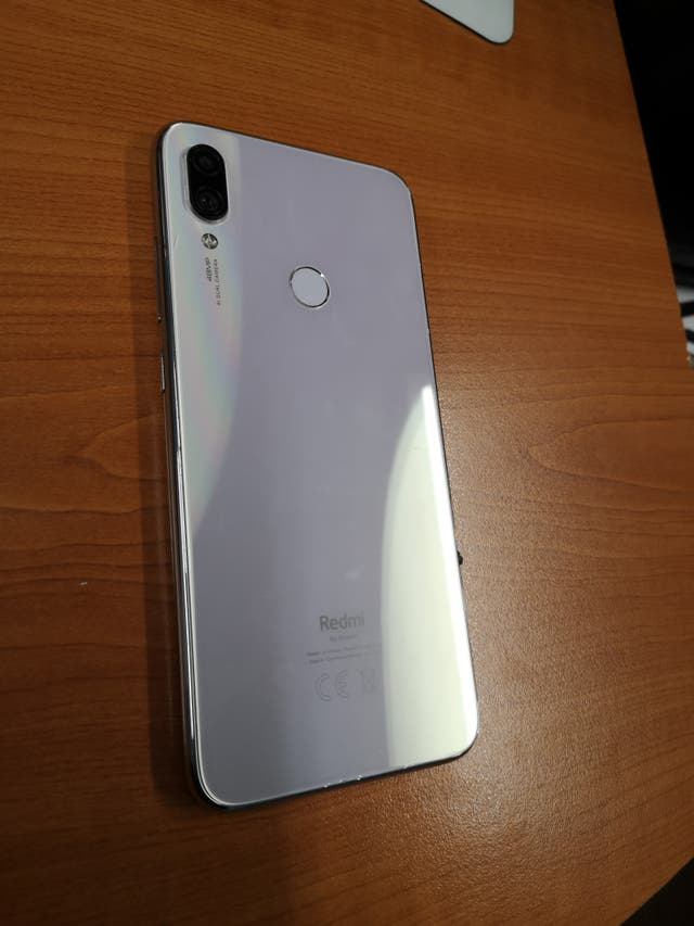 Teléfono móvil Xiaomi RedMi Note 7