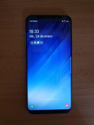Samsung Galaxy S8+ Azul (batería 100% nueva)