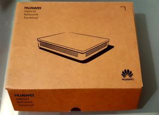 Router Fibra Huawei