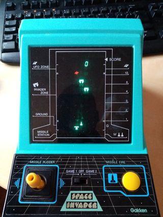 espace Invader. años 80