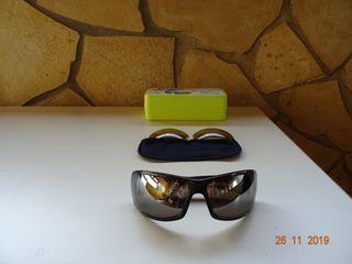 Gafas de esquí o montaña