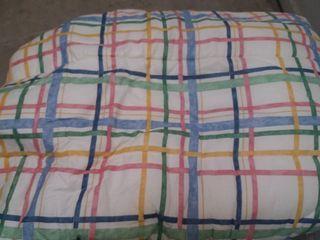 edredón de cama de 90