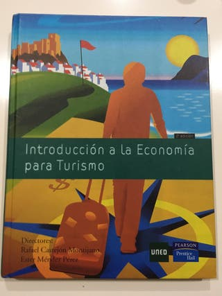 Introducción a la economía para turismo. UNED