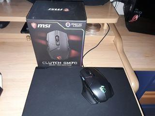 MSI Clutch GM70 Ratón Gaming