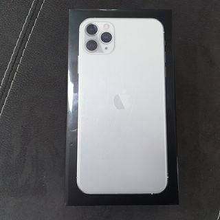 iPhone 11 Pro Max Silver 256GB Precintado