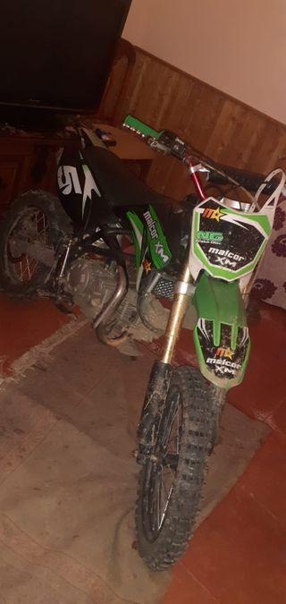 pit bike malcor xm 160cc