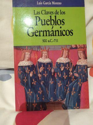 Las Claves de los Pueblos Germánicos