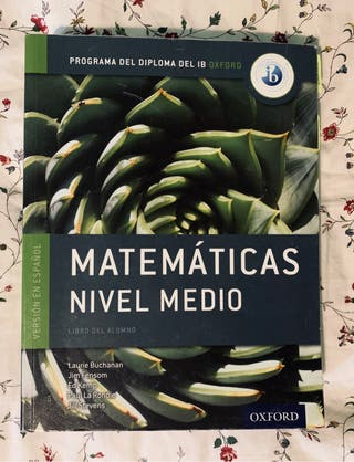 IB Matemáticas Nivel Medio: Oxford