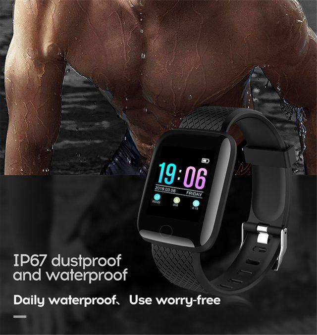 Reloj pulsera inteligente D13