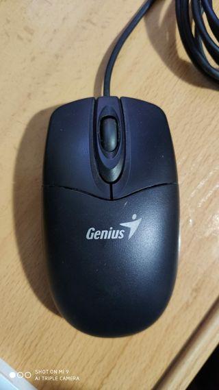 Ratón genios PC