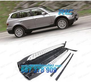 ESTRIBERAS LATERALES BMW X3 E83 04-10