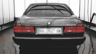 BMW Serie 7 e32. 750i. V12