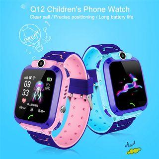 Reloj emergencia para niños Q12