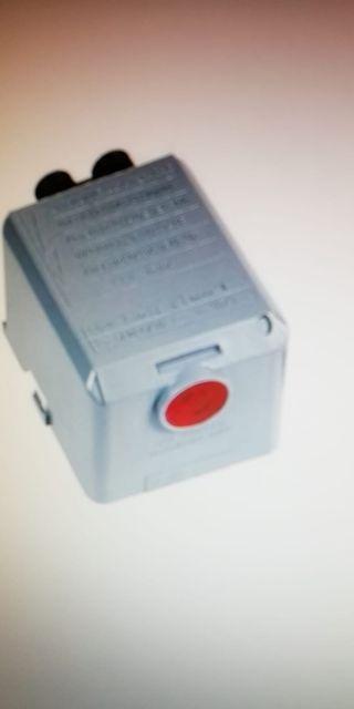 caja de control gasoil