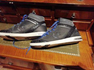 zapatillas converse weapon azul marino