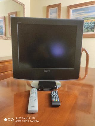 TV LCD SONY + DECODIFICADOR