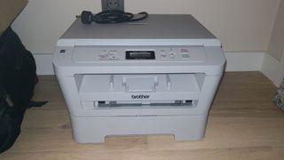 Impresora multifunción WIFI Brother