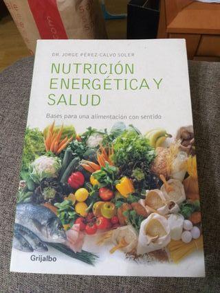 Libro NUTRICION ENERGETICA Y SALUD
