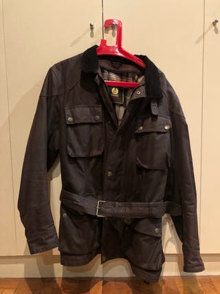 Cazadora BELSTAFF, north road collection