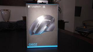 Ratón Gaming inalámbrico Logitech G602 NUEVO