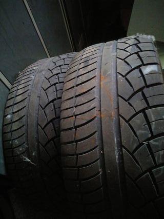 neumáticos/ruedas coche 225/55/R17