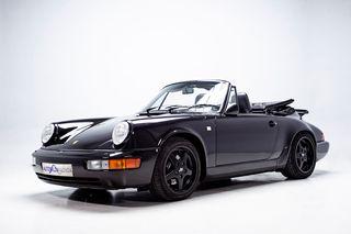 PORSCHE 911 (964) CARRERA 4 CABRIO