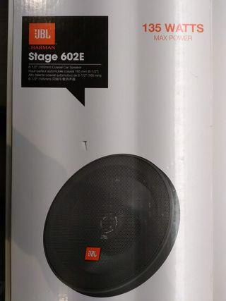 JBL Stage 602E - Altavoces para coche (Nuevo)