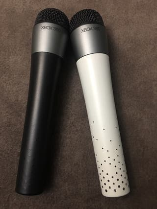 Micrófono para Xbox 360