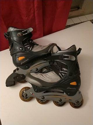 patines en linea unisex